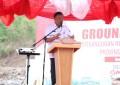 Gubernur Olly Resmikan Groundbreaking RSUD Provinsi Sulut