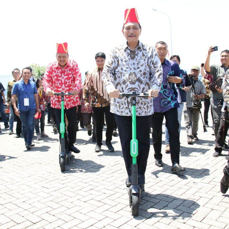 Menko Kemaritiman dan Investasi RI Luhut Binsar Panjaitan