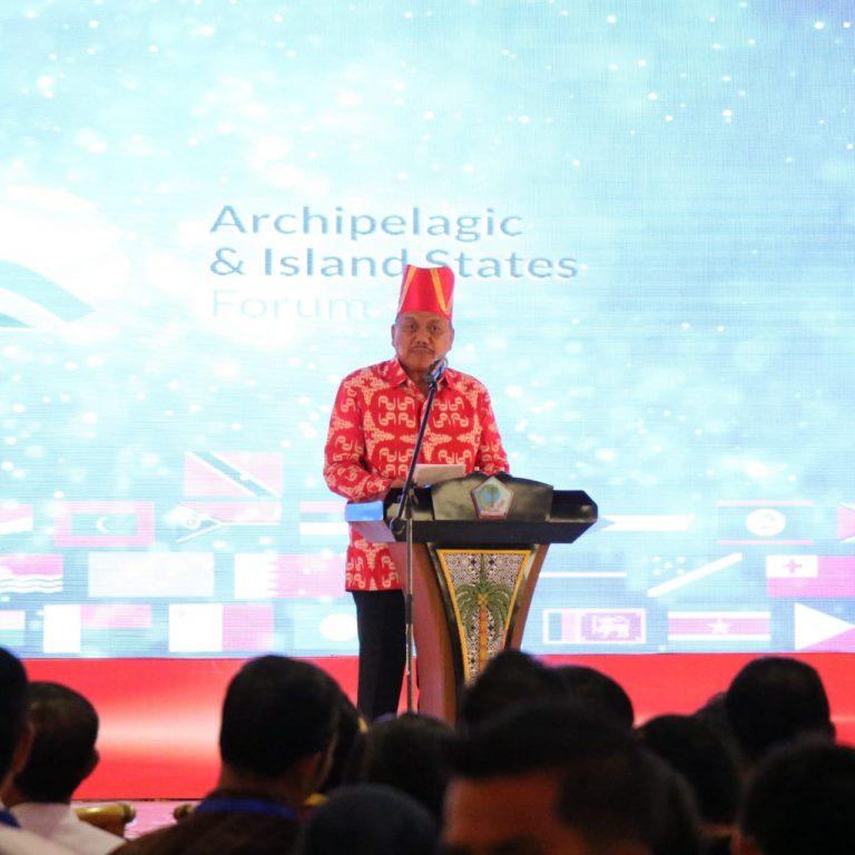 Gubernur Provinsi Sulawesi Utara Olly do