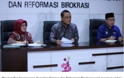 Kerja Cerdas, Walikota Lumentut Antar Inovasi Kota Manado dari Top 99 ke Top 45
