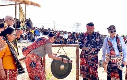Dibuka Menkumham, Gubernur Olly Hadiri Sidang Raya XVII PGI di NTT