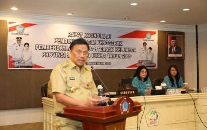 Gubernur Olly Dukung Eksistensi TP PKK Sulut di 2020