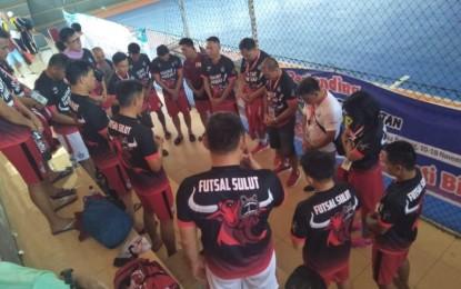 Tim Futsal Sulut Lumat Kejagung 9-1 di Pornas Korpri