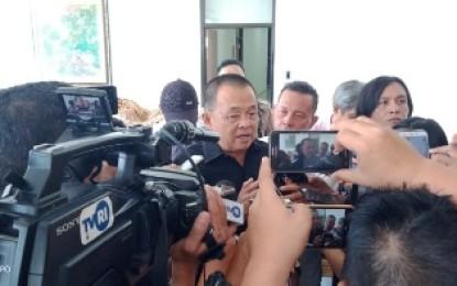 WL Lengser Dari Ketua DPD Gerindra Sulut