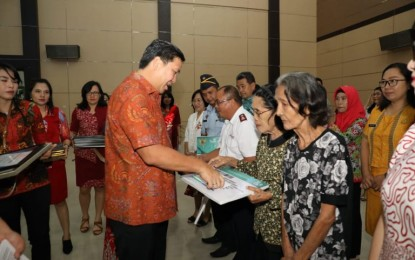HKN ke-55, Wagub Kandouw Tekankan Komitmen Pelayanan Kesehatan