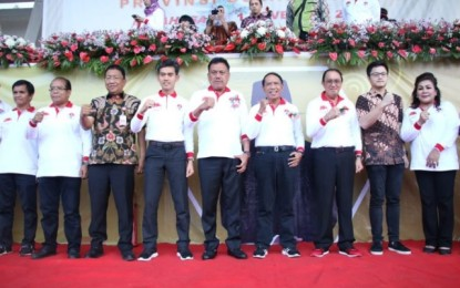 Buka JPI, Menpora Amali Ajak Pemuda Indonesia Rawat Kebhinekaan