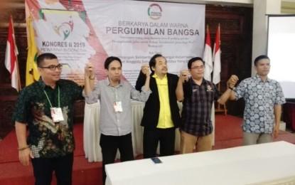 Mudjiono Kembali Dipercayakan Pimpin Pewarna Indonesia
