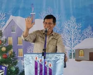 Pemkot Manado Awali Safari Natal di Manado Tua, GSVL Ajak Jemaat Sambut Natal Penuh Damai