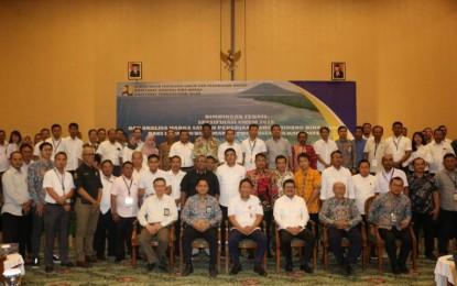 Sekdaprov Silangen Apresiasi Kontribusi Kementerian PUPR Dalam Pembangunan Infrastruktur Sulut