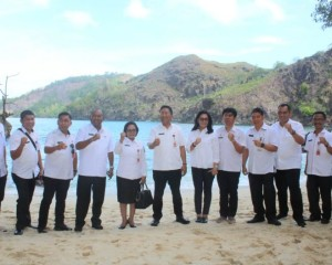 Genjot KEK Pariwisata Likupang, Sekprov Silangen Rapat On The Spot