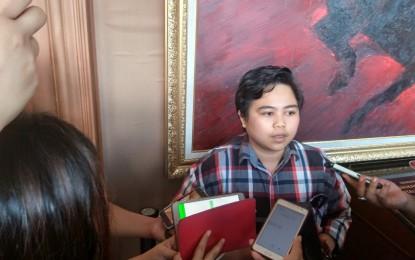 Amalia Landjar Penuhi Undangan DPD PDIP