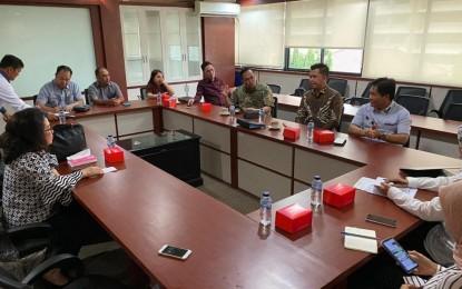 Komisi IV DPRD Sulut Kunjungan ke Kemensos RI