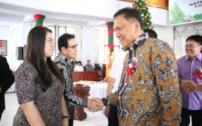 Gubernur Olly Ajak KKPGA GMIM Jadi Teladan dalam Kepemimpinan