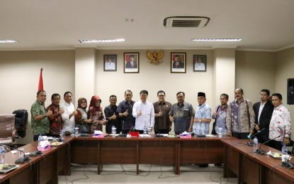 DPRD Sumbar, Studi Komparasi Tatib di DPRD Sulut