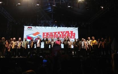 KPUD Sulut Gelar Festival Pemilihan Berintegritas