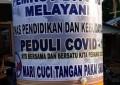 Walikota Lomban Minta KPD Siapkan Tempat Cuci Tangan Bagi Warga di Sarana-Sarana Publik