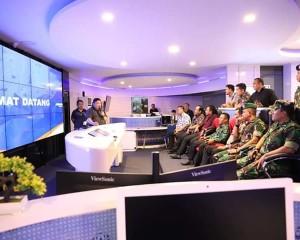 Terima Kunjungan Forkopimda Kabupaten Gorontalo, Kadis Kominfo Kota Manado Paparkan Keunggulan Program Smart City