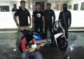 Bawa Kabur Motor, IRT Diamankan Team Maleo