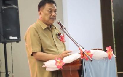 Gubernur Olly Serukan DOA BERSAMA Hadapi Pandemi Covid-19
