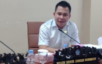 Virus Corona Masuk Indonesia, Ini yang Dikatakan Braien Waworuntu