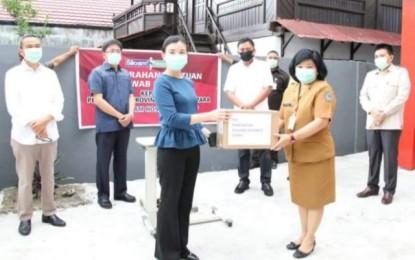 Pemprov Sulut Apresiasi Bantuan 300 Nasal Swab Test dari RS Siloam