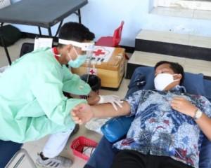 Ketua PMI Sulut Ajak Warga Donorkan Darah untuk Kemanusiaan