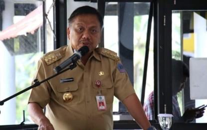 Gubernur Sulut Minta Bupati dan Walikota Laporkan Kebijakan Penanganan Covid-19 Secara Berkala