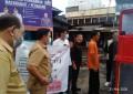 Cegah Corona, Pemprov Pasang Bilik Sterilisasi di Pasar Tradisional Manado