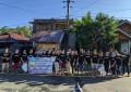Andre Pangkey CS_Putar Haluan  Rayakan Paskah Dengan Penyemprotan Disinvectan