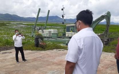 Wagub Kandouw Optimis Danau Tondano Bebas Eceng Gondok Tahun Ini