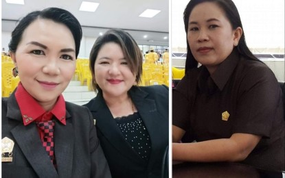 TRIO V.J.M Srikandi Pansus Sering Bikin Ngos Ngosan SKPD