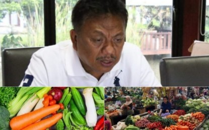 Cegah Corona, Gubernur Olly Dorong Masyarakat Belanja di Pasar secara Online