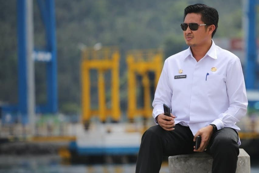 Audy Pangemanan, Sekretaris Daerah Kota Bitung