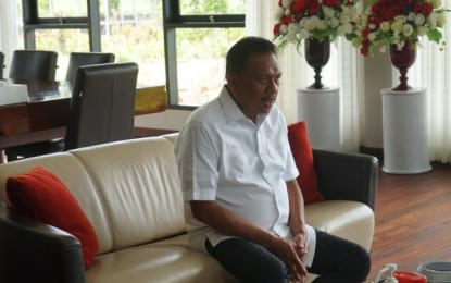 Gubernur Olly Ikuti Rakornas Pengawasan Intern Pemerintah 2020, Ini Pesan Jokowi
