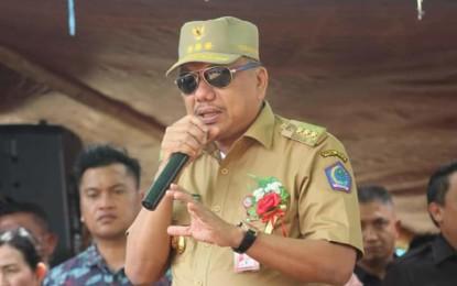Gubernur Olly Terbitkan Surat Edaran Perpanjangan WFH ASN Pemprov Sulut