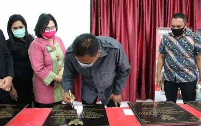Gubernur Olly Ingatkan Kepsek Rawat Fasilitas Pendidikan dan Genjot Mutu Pendidikan