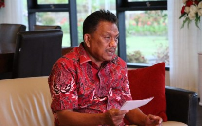 Gubernur Olly : Lestarikan Pancasila, NKRI Tetap Jaya