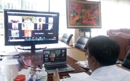Andrei Angouw Pimpin Rapat Banmus Bahas Agenda Kegiatan DPRD Sulut