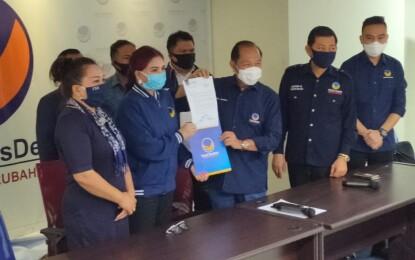 Lomban: Tiga Bakal Calon Pendamping VAP Masih Digodok DPP Partai Nasdem