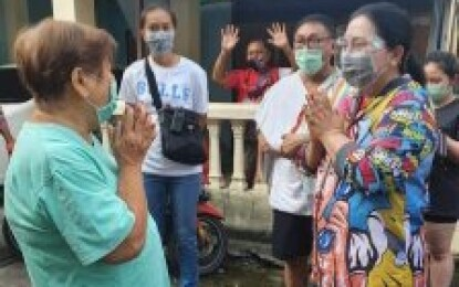 Kunjungi Pasar Lililoyor, First Lady Sulut Ingatkan Hal Ini