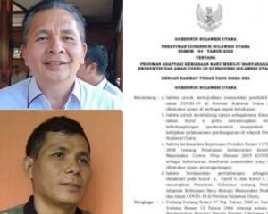 Demi 6.952 Karyawan Dirumahkan, KSBSI dan KSPI Sulut Dukung PERGUB No 44 Tahun 2020