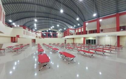 Gedung Kitawaya dan Bapelkes Jadi RS Rujukan Covid-19