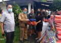 Pemprov Sulut Gerak Cepat Bantu Korban Kebakaran di Kleak Manado