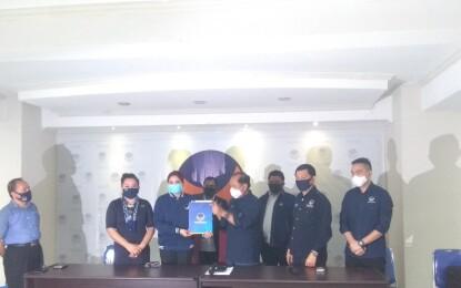 VAP Kantongi Rekomendasi DPP Partai Nasdem sebagai Calon Gubernur Sulut
