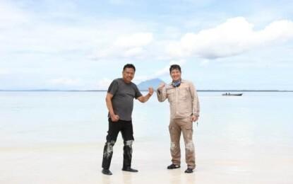Gubernur Olly dan Wagub Kandouw Terus Bangkitkan Pariwisata Sulut