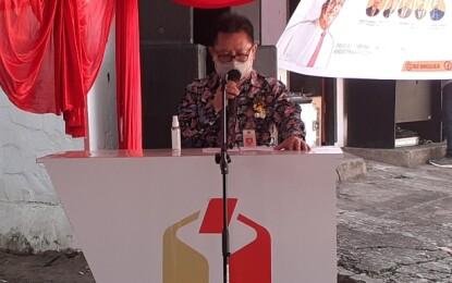 Gubernur Olly Apresiasi Hadirnya Media Center Bawaslu Sulut