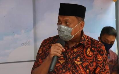 Gubernur Olly Apresiasi Menara Masjid Raya Ahmad Yani Bakal Jadi Destinasi Wisata Religi