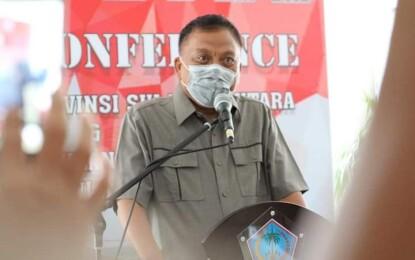 Gubernur Olly Sebut KUA-PPAS APBD-P Sulut 2020 Fokus Tangani Dampak Pandemi