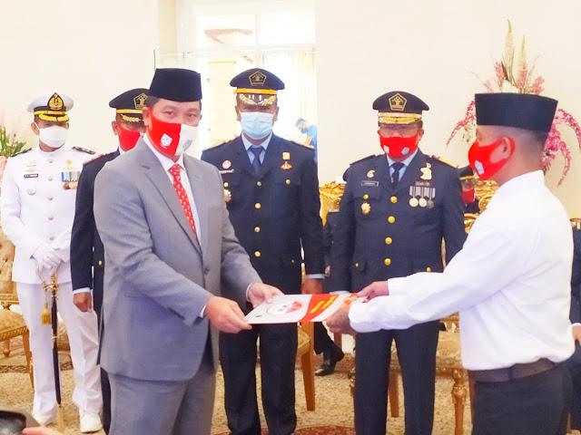 Wakil Gubernur Sulut Drs Steven OE Kandouw