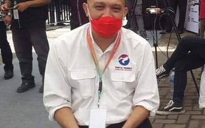Jhon Dumais Kagum dengan Paslon MM-HH yang Selalu Menerapkan Protokol Kesehatan